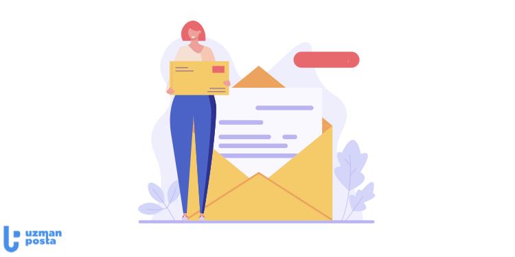 E-posta Hata Kodu Kategorileri
