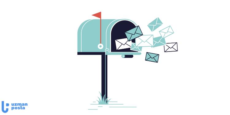 E-posta Neden Geri Döner?