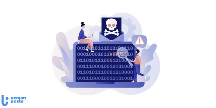 Virüslü E-Mailler Hakkında Alınacak Önlemler